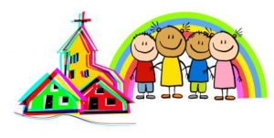 Viering Kinderkerk op locatie @ Wateregge | Almelo | Overijssel | Nederland